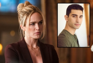 Legends Casts TVD Alum as Sadistic Genius — Is He Season 6's Big Bad?