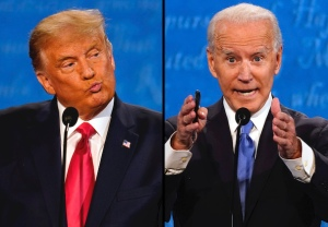 Ratings Presidential Debate