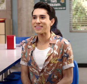 Saved By the Bell Spencer