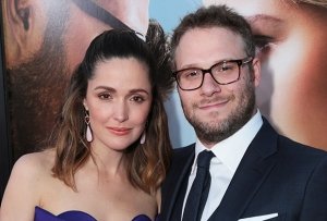 Seth Rogen, Rose Byrne to Star in Platonic Comedy Ordered at Apple TV+