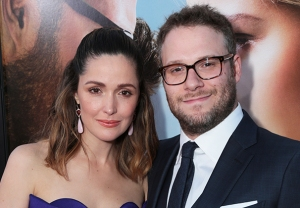 Seth Rogen Rose Byrne Apple TV+