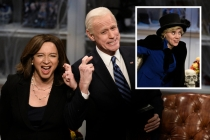 SNL's Hillary Clinton Warns Joe Biden That Trump Could Steal the Election in Halloween-Themed Cold Open