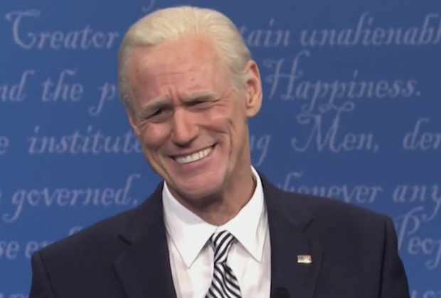 SNL - Jim Carrey as Joe Biden