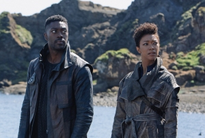 Star Trek: Discovery EP Previews Season 3's Big Time Jump, Burnham's 'Spark' With New Arrival Book