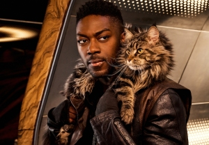 Star Trek Discovery Cat Grudge Season 3