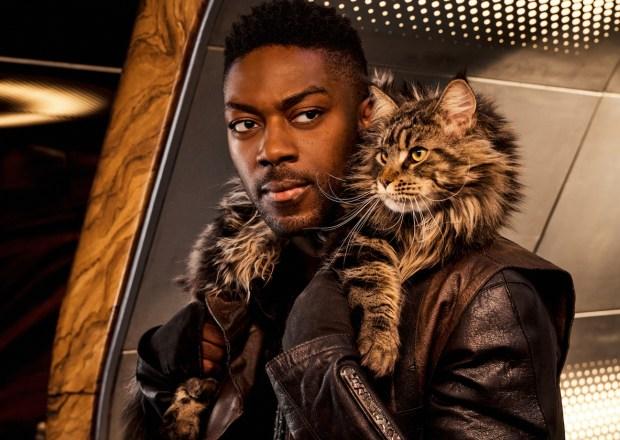 Star Trek Discovery Cat Grudge Season 3