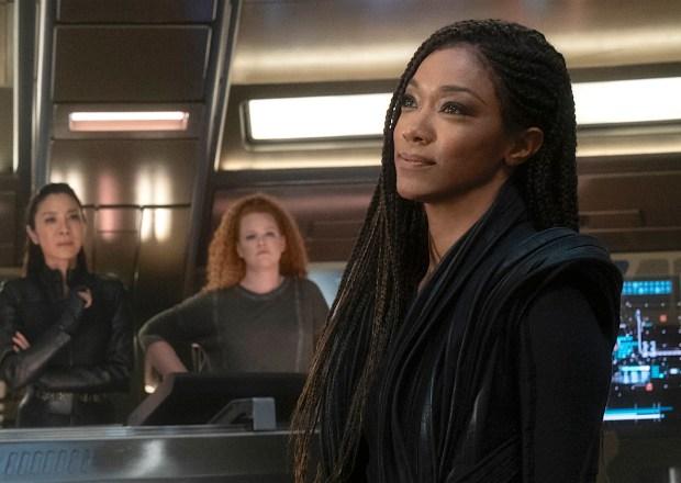 Star Trek Discovery Season 4 Renewed