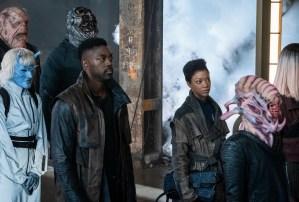 Star Trek Discovery Season 3 Premiere Aliens