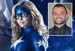 Stargirl Casts Arrow Vet Nick Tarabay as Season 2 Villain Eclipso