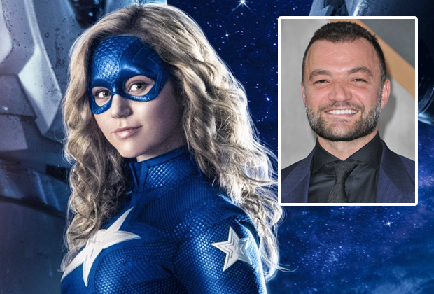 Stargirl Casts Arrow Vet Nick Tarabay as Season 2 Villain Eclipso