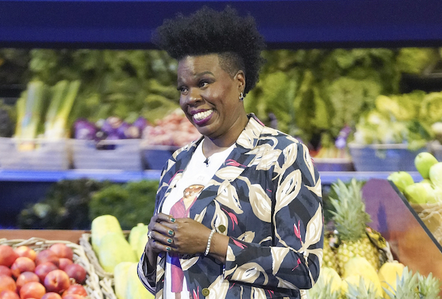 "SUPERMARKET SWEEP - ABC is bringing back classic TV game show ""Supermarket Sweep,"" premiering SUNDAY, OCT. 18 (8:00-9:00 p.m. EDT). (ABC/Eric McCandless) LESLIE JONES"