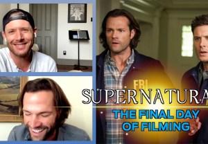 Supernatural Jensen Ackles Jared Padalecki Video