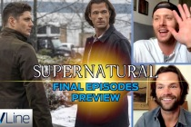 Supernatural Video: Jensen Ackles and Jared Padalecki Preview the Final Episodes' Nods to the Past