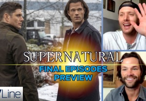 Supernatural Jensen Ackles Jared Padalecki Video