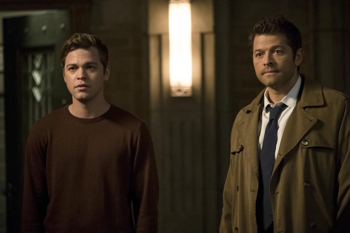 Supernatural Misha Collins Preview