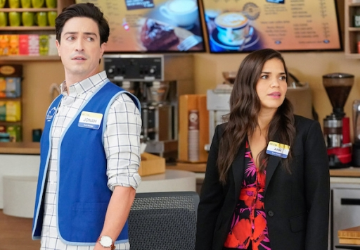 'Superstore' Season 6 - Jonah and Amy