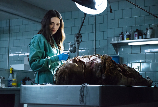 'Swamp Thing' CW Premiere