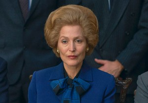 The Crown Season 4 Trailer Gillian Anderson Margaret Thatcher