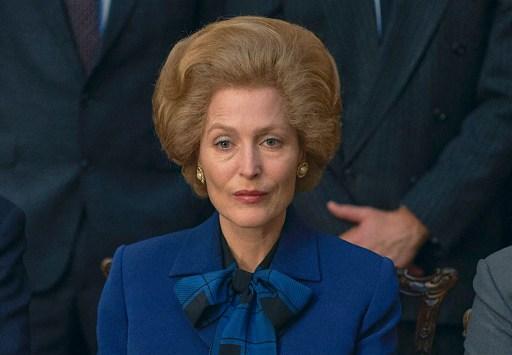 The Crown Season 4 Trailer Gillian Anderson Margaret Thatcher