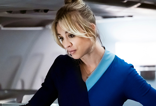 Kaley Cuoco's Flight Attendant Gets HBO Max Launch Date, Perilous Poster
