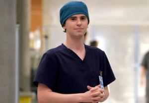 The Good Doctor - Freddie Highmore in Season 4