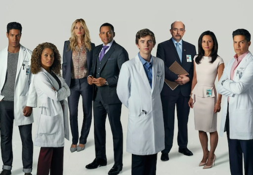 The Good Doctor Season 1 Cast Photo