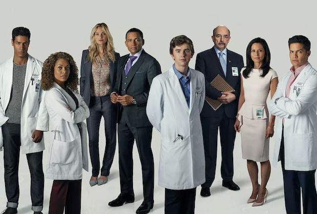 The Good Doctor Season 1 Cast Photo