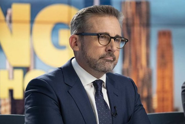 Steve Carell Returns to The Morning Show