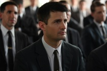 The Right Stuff's James Lafferty Talks Flight Order Reveal and Why He Was 'Born to Play' Scott Carpenter