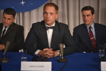 The Right Stuff's Patrick J. Adams on Disney+'s Mercury Seven Series: 'This Is What I've Been Waiting For' Post-Suits