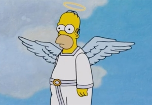 The Simpsons Homer Dies