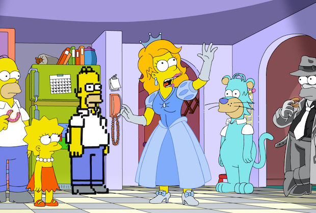 the simpsons treehouse of horror 31 fox