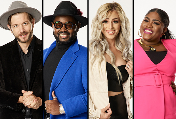 the voice season 19 mashup