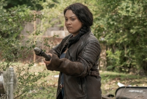 The Walking Dead: World Beyond Recap: Where There's Smoke, There's Zombies