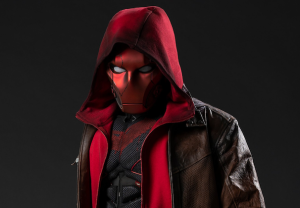 Titans Season 3 red Hood
