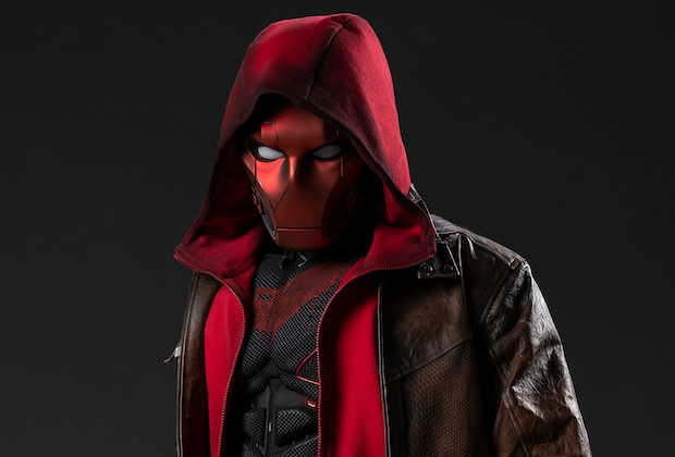 Titans Season 3 red Hood