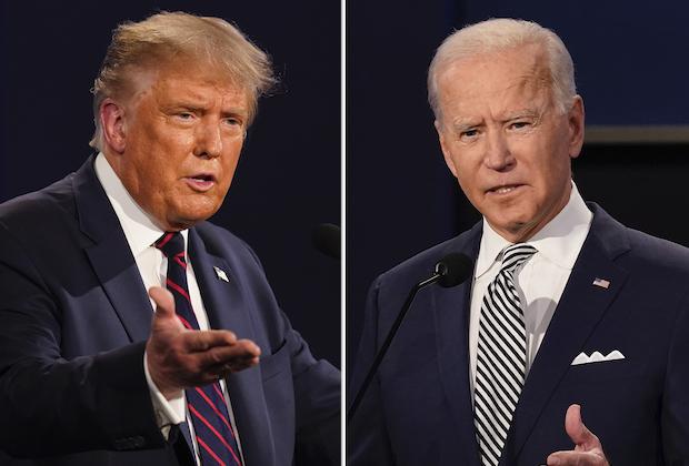 Trump Biden Town Hall Cancelled Debate