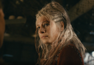 Vikings Deleted Scene Lagertha Death