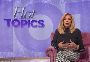 Wendy Williams Video Health Sick Criticism