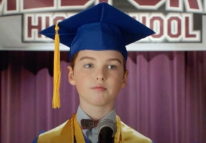Young Sheldon Season 4 Graduation