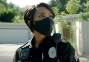 911 Fox Season 4 Trailer Hollywood Sign Mudslide