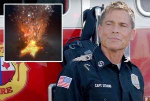9-1-1: Lone Star Pits Rob Lowe Against a Volcano in Season 2 Promo — Watch