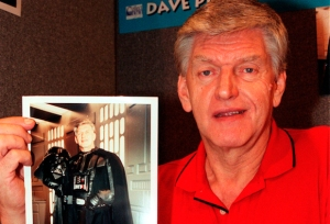Actor David Prowse, Star Wars' Original Darth Vader, Dead at 85