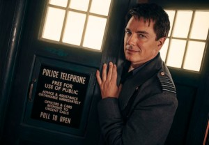 John Barrowman Returns to Doctor Who