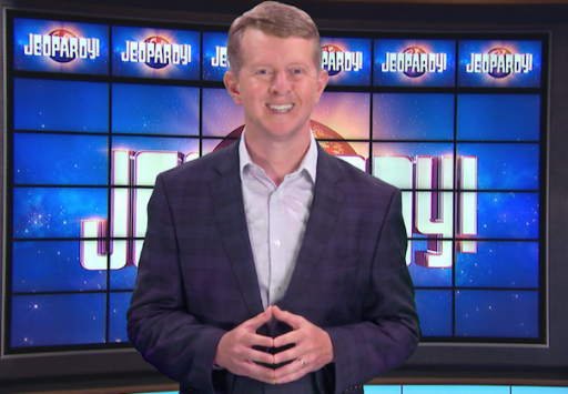 Ken Jennings Replaces Alex Trebek
