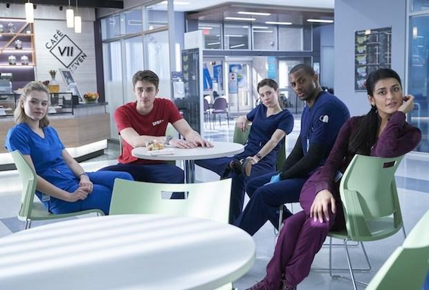Nurses American Premiere Date NBC