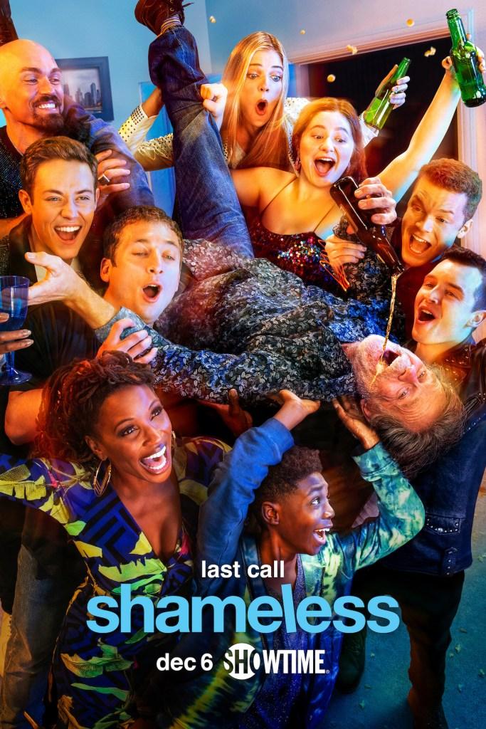 Shameless Final Season Poster