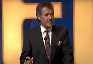 Alex Trebek Dead Jeopardy Cheers
