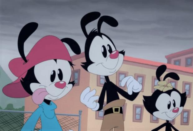 Animaniacs Hulu Reboot Premiere Recap