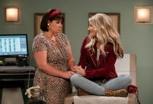 B Positive - Kether Donahue as Gabby